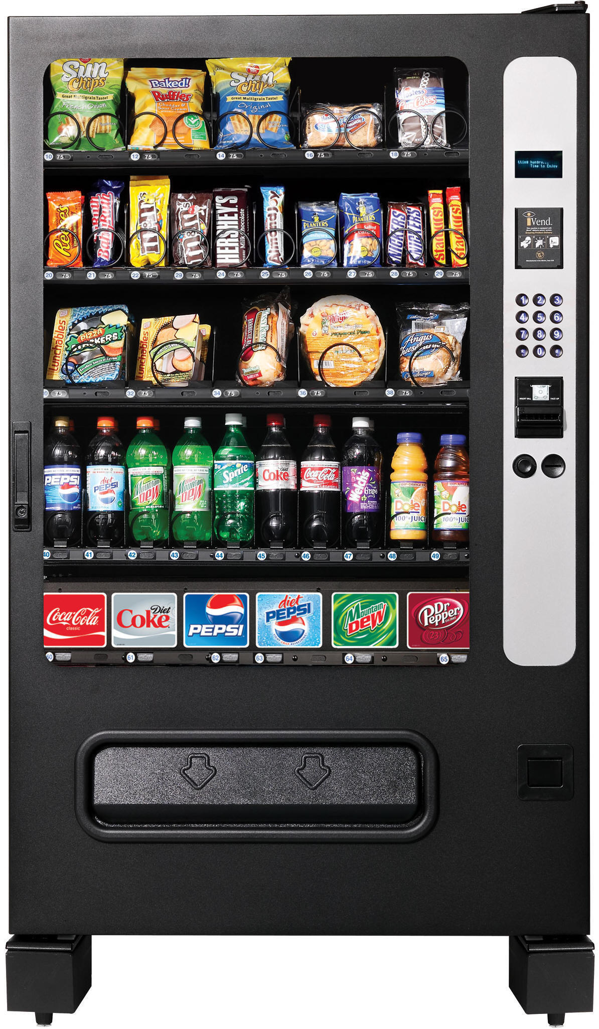 vending machines in schools and obesity