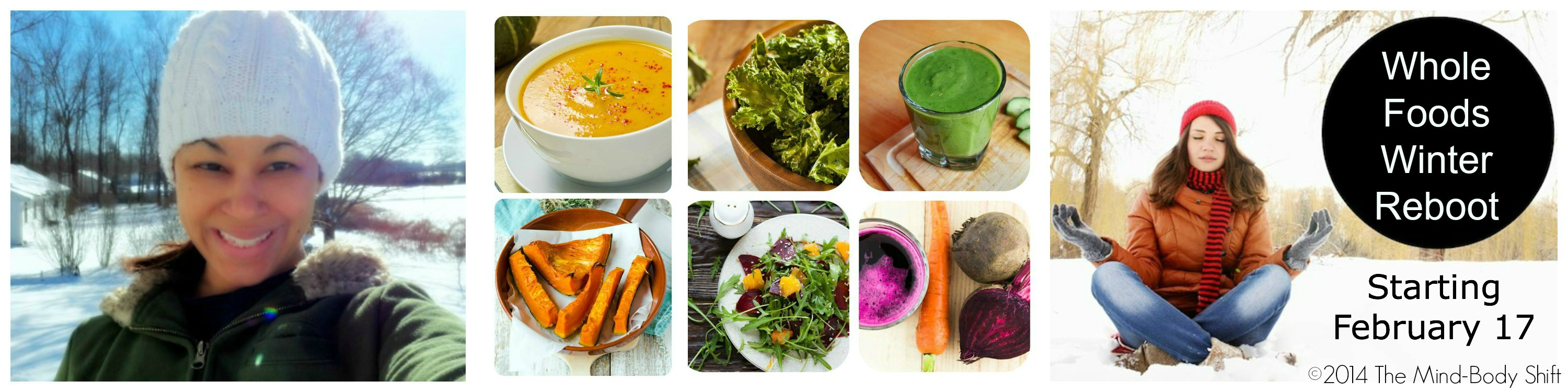 Whole Foods Winter Clean Eating Detox with The Mind-Body Shift