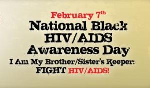 Src: National Black HIV/AIDS Awareness Day Strategic Leadership Committee