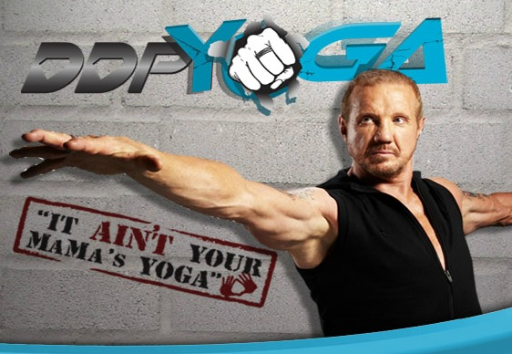 Former Wcw Wrestling Champion Diamond Dallas Page Breathes New Life Into Fitness With Ddp Yoga