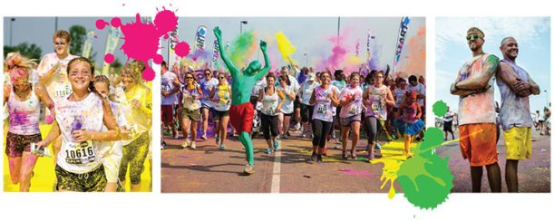Run or Dye 5K 2014