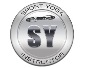 Certified Sport Yoga Instructor