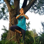 Vrksasana or Tree Pose