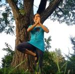 Vrksasana or Tree Pose