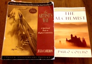 The Artists Way and The Alchemist