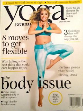 Yoga Journal Body Issue