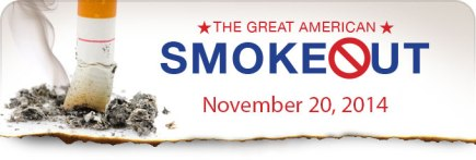 Quit Smoking on November 20, 2014