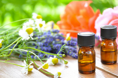 The health benefits of essential oils