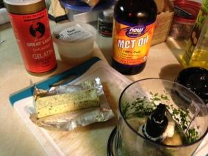 Easing Bone Broth Soup Recipe