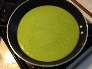 Creamy Spinach Bone Broth Soup