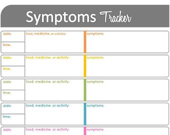 Symptoms Tracker
