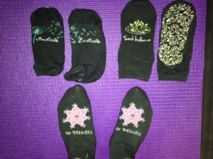 Toe Talk Mindful Giveaway
