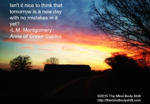 Anne of Green Gable Quotes