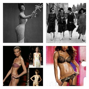 American Body Ideals Over The Decades
