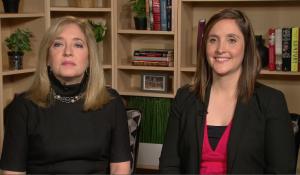 Nicole Pingel and Dr. Robbyn Sockolow on Crohn's