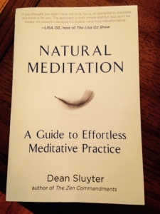 Natural Meditation By Dean Sluyter
