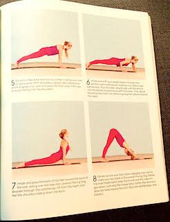 Sun Salutations With Yoga Girl